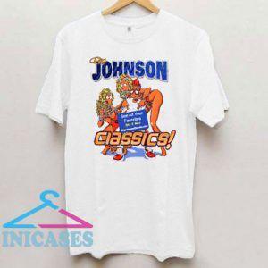 Classic Big Johnson T Shirt