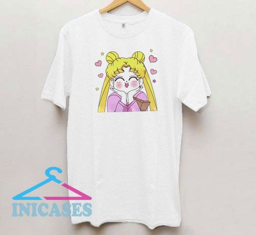 Cute Kawaii Sailor Moon T Shirt