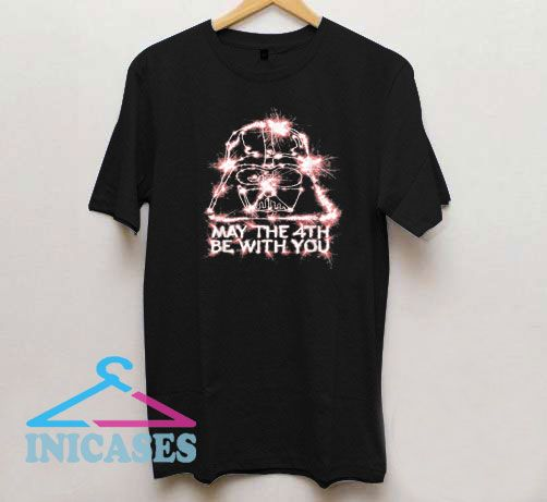 Darth Vader May The 4th Be With You T Shirt