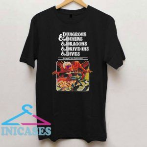 Diners Dragons Drive Ins And Dives T Shirt