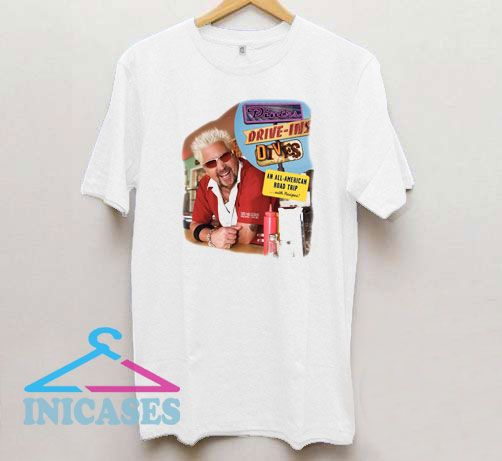 Diners Drive Ins And Dives T Shirt