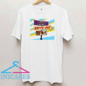 Diners Drive Ins Dives Food Network T Shirt