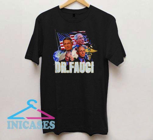 Dr Fauci Flag T Shirt