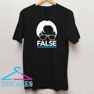 Dwight False Art T Shirt