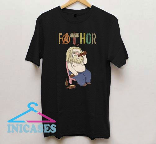 Fathor Father's Day T Shirt