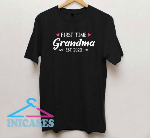 First Time Grandma 2020 T Shirt