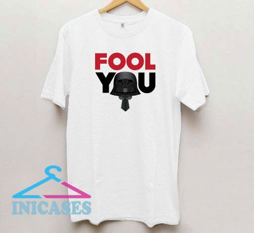 Fool You Dark Helmet Spaceballs T Shirt