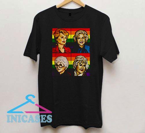 Golden Girls LGBT T Shirt