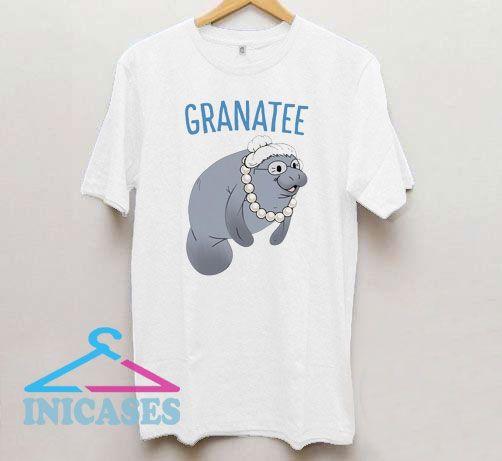 Grandma Granatee T Shirt