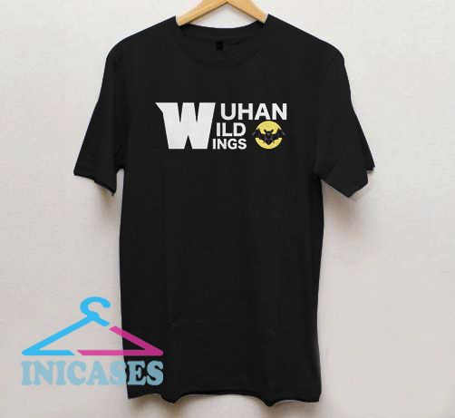 Graphic Wuhan Wild Wings T Shirt