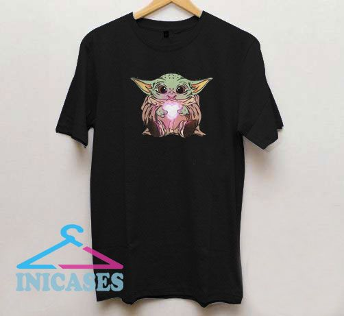 I Want Yoda be My Valentine T Shirt