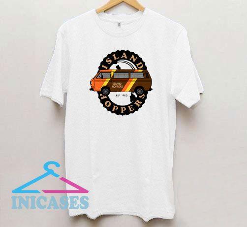 Island Hoppers Est 1980 T Shirt