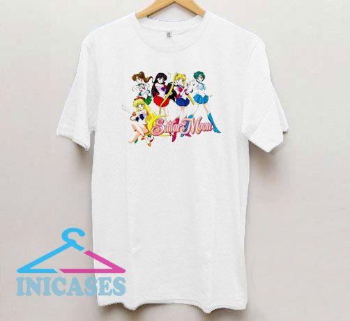 Japanese Anime Sailor Moon T Shirt