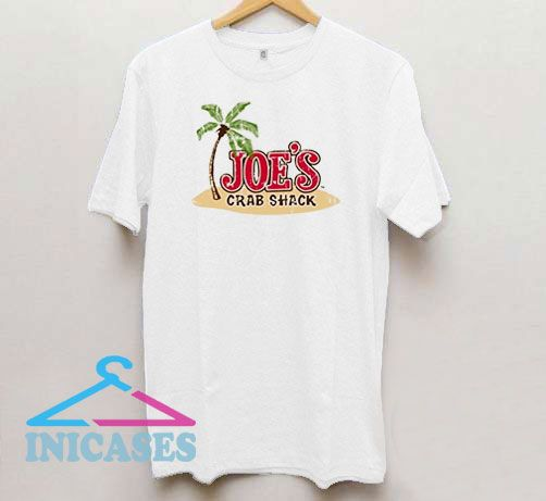 Joes Crab Shack Fast Food Restaurant T Shirt