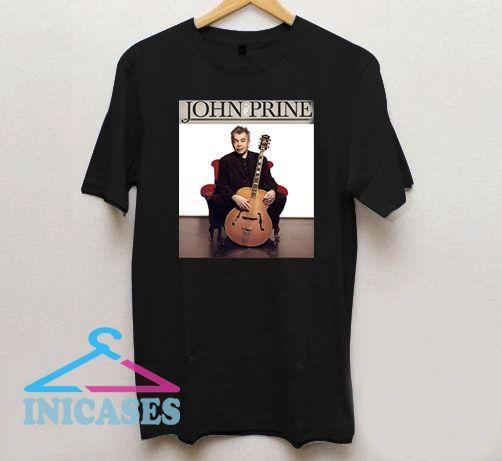 John Prine Legend Music T Shirt