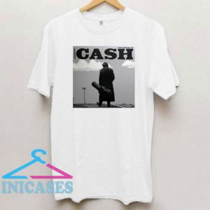 Johnny Cash Photos Graphic T Shirt