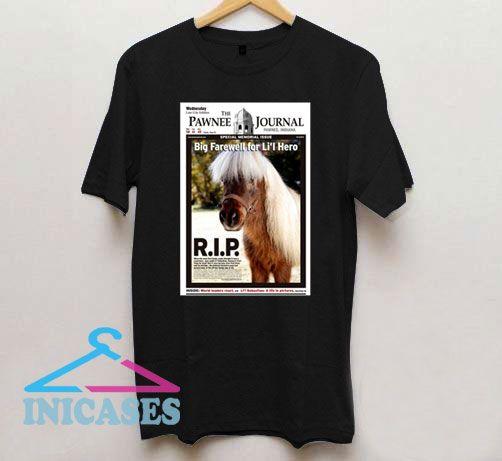 Lil' Sebastian RIP Farewell T Shirt