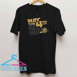 May The 4th Be with You Yoda T Shirt