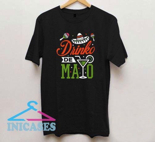Mexican Drinko De Mayo T Shirt