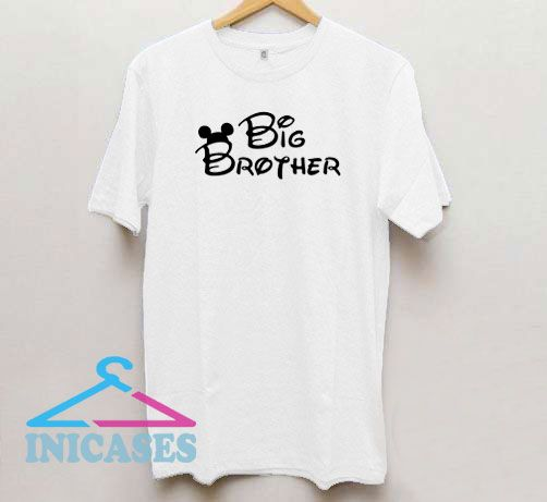 Mickey Mouse Big Brother T Shirt