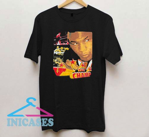 Mike Tyson Welcome Home T Shirt