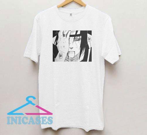 Naruto Uchiha Itachi T Shirt