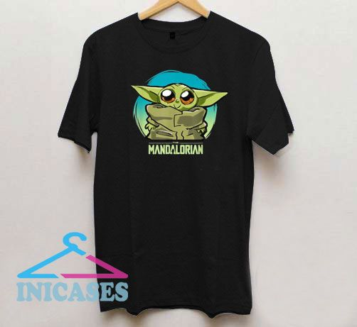 Official Baby Yoda Mandalorian T Shirt