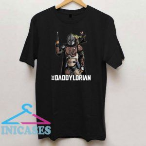 Official Daddylorian Fathers Day T Shirt