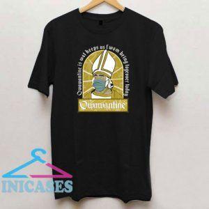 Qwawantine Logo T Shirt