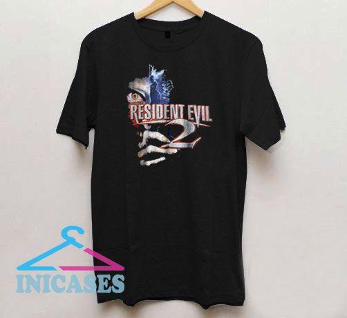 Resident Evil 2 Game T Shirt