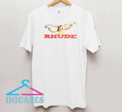 Rhude Bird Logo T Shirt