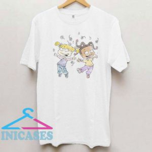 Rugrats Angelica & Susie T Shirt