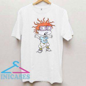 Rugrats Chuckie Shock T Shirt