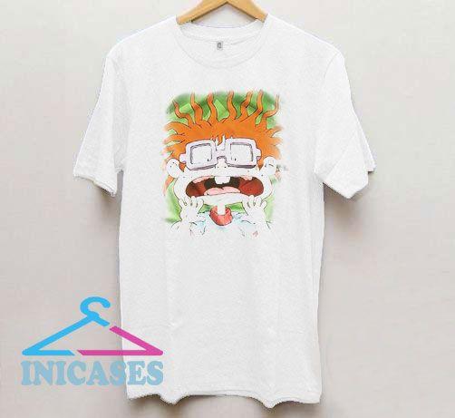 Rugrats Draw Vintage T Shirt