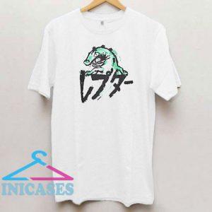 Rugrats Reptar Kanji T Shirt
