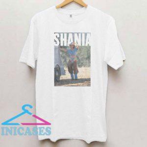 Shania Twain Vintage T Shirt