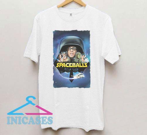 Spaceballs Movie Poster T Shirt