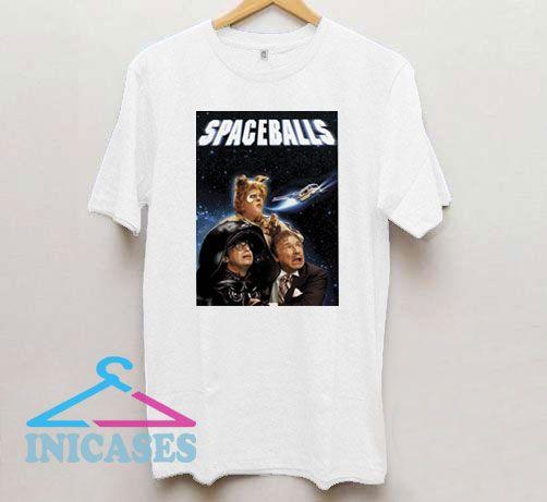 Spaceballs The Movie Graphic T Shirt