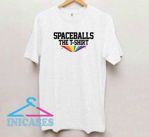 Spaceballs The T Shirt Rainbow T Shirt