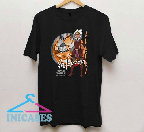 Star Wars Forces Ahsoka Padawan T Shirt