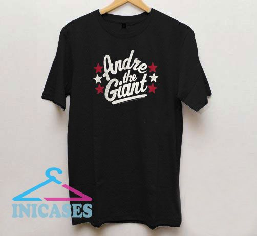 Stars Andre The Giant T Shirt