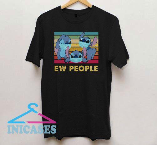 Stitch Ew People Vintage T Shirt