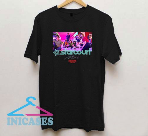 Stranger Things Starcourt T Shirt