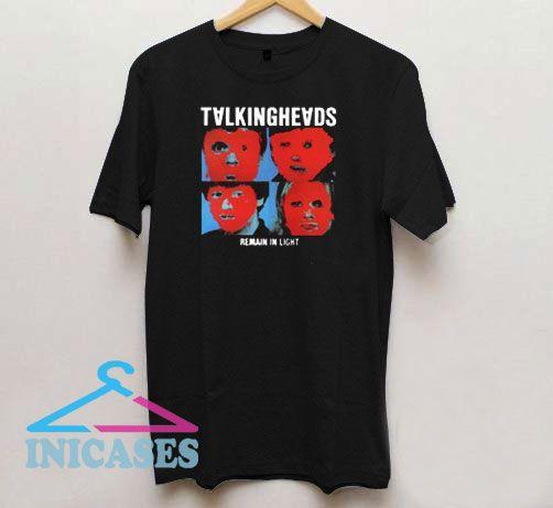 Talking Heads Remain In Light T Shirt