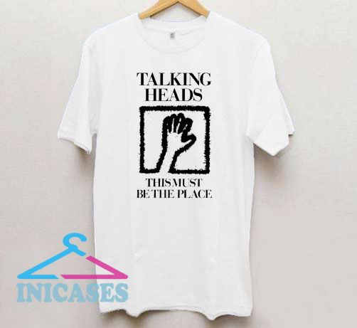 Talking Heads This Must Be The Place T Shirt