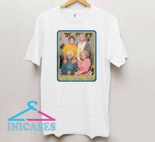 The Golden Girls Photo Vintage T Shirt