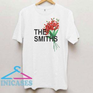 The Smiths Flowers T Shirt