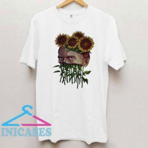 Van Goghs Famous Sunflower T Shirt