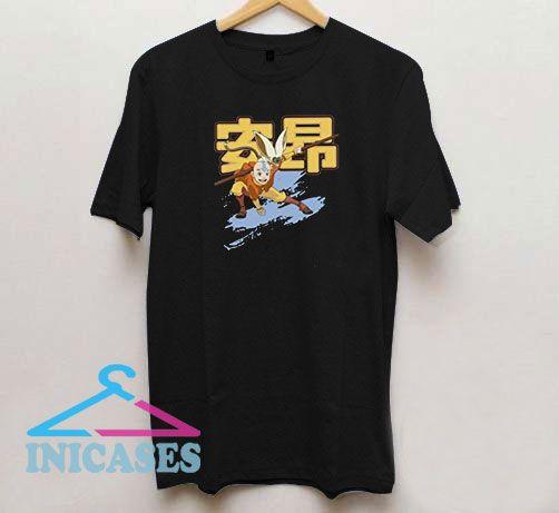Aang and Momo Avatar T Shirt