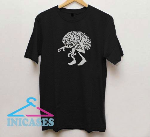 Bent Down Brain Dead T Shirt